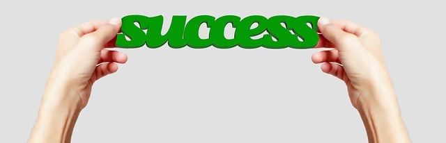 Success in health is the sum of small steps