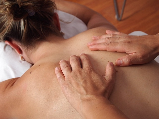 Soft tissue therapy, joint mobilizing and joint manipulation