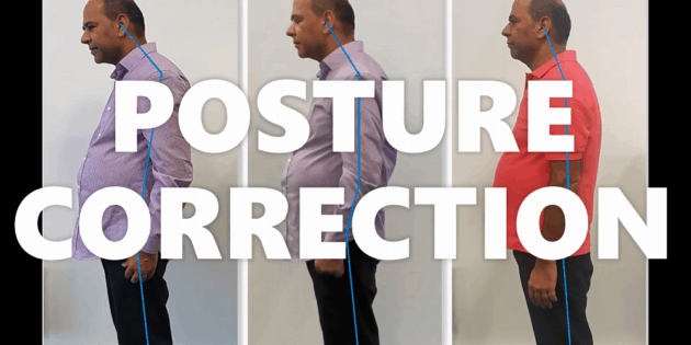 Posture Correction Done Right