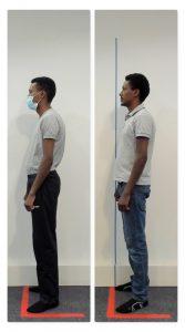 Posture correction 4